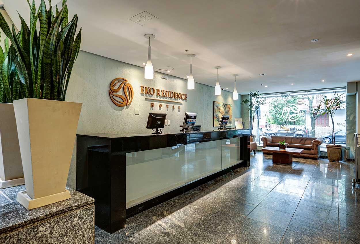 Eko Residence Hotel - Hotel em porto alegre (75)