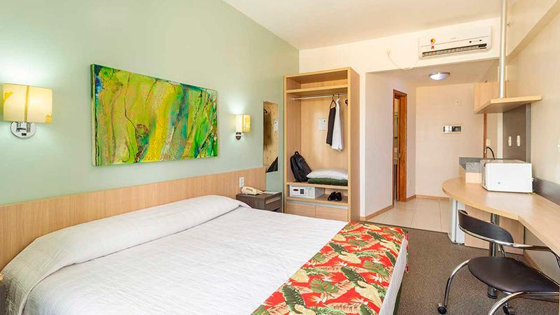 6 motivos para se hospedar no eko residence hotel