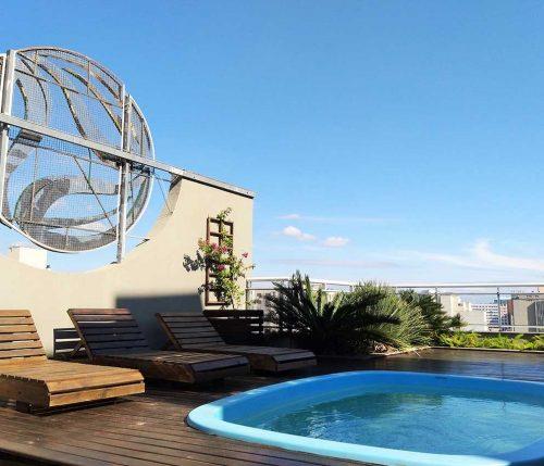 Eko Residence Hotel Hotel em porto alegre 125