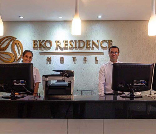 Eko Residence Hotel - Hotel em porto alegre (69)